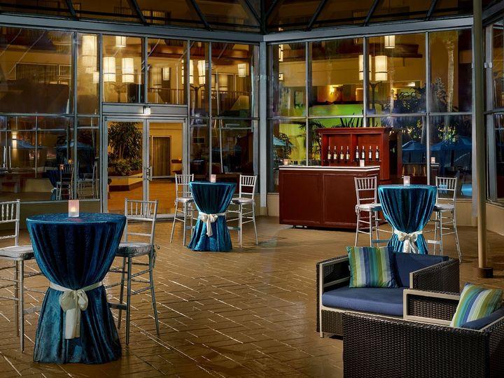 Tmx 1479415229342 20160924dtorlando 02 Pool Reception Orlando, FL wedding venue