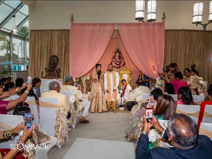 Tmx Atrium Ceremony 5 51 117246 Orlando, FL wedding venue