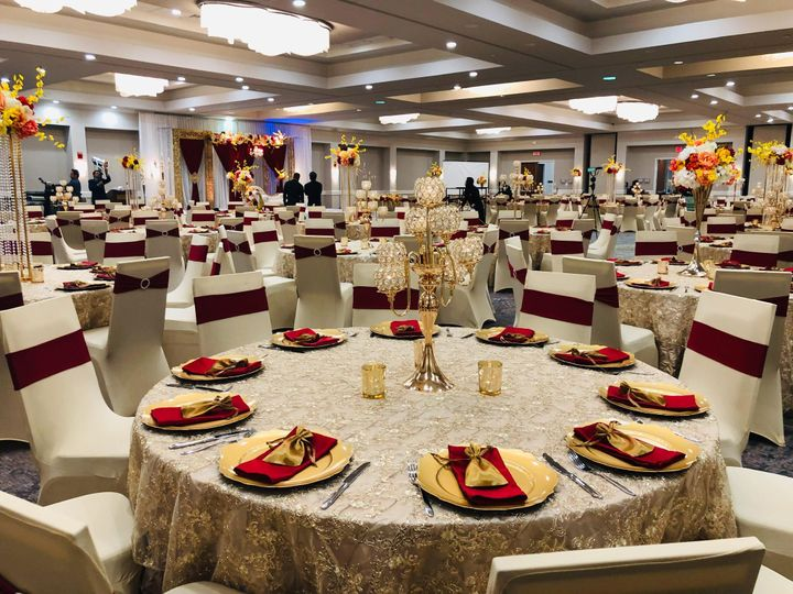 Tmx Reception 2 51 117246 Orlando, FL wedding venue