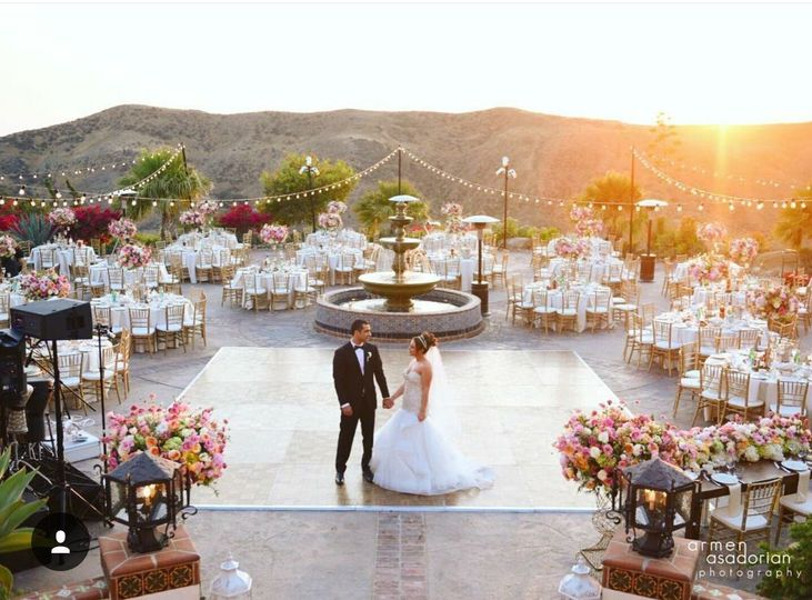 Hummingbird Nest Venue Simi Valley Ca Weddingwire