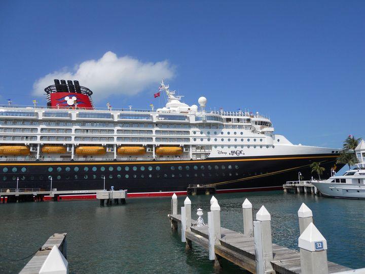 Disney Cruise Line in Key West