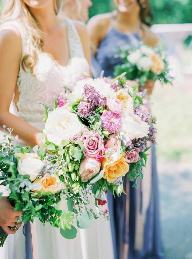 Floral V Designs
