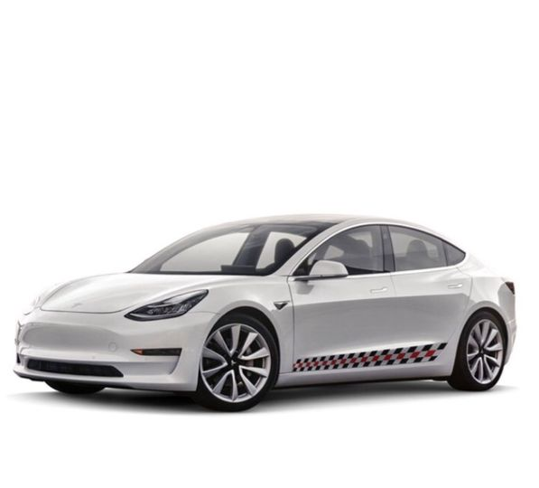 All-Electric Tesla