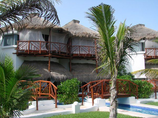 Romantic honeymoon suites in riviera maya, mexico