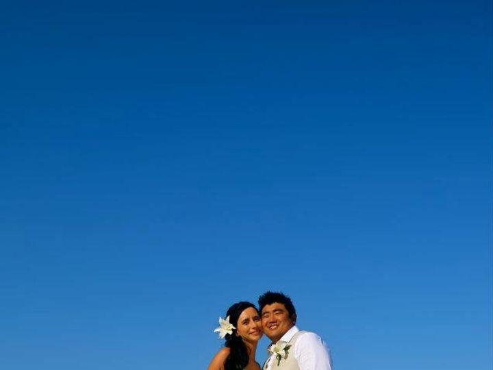 Tmx 1359576051336 Smilingonbeachcopy Portage wedding travel