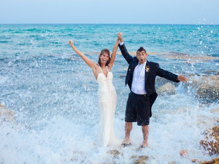 Tmx 1377807578785 Amberexcitedwithwatersplashing Portage wedding travel