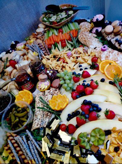 Fruit on Grazer
