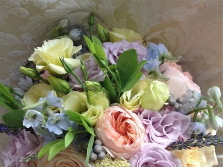 Tmx 1341504625743 ElizabethsBouquetaerial Kingston, New York wedding florist
