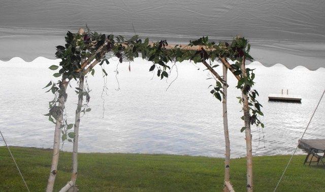 Tmx 1374887036622 Viney Arch At Interlaken Inn Kingston, New York wedding florist