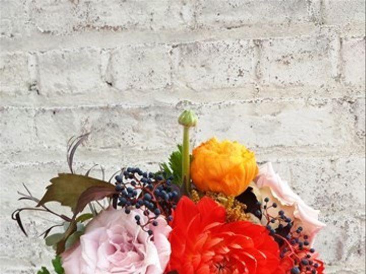 Tmx 1395846332260 Dahlia And Dusty Lavender Bouquet Lr Kingston, New York wedding florist