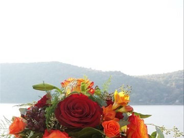 Tmx 1395848142148 Fall Toned Ceremony Decor Lr Kingston, New York wedding florist