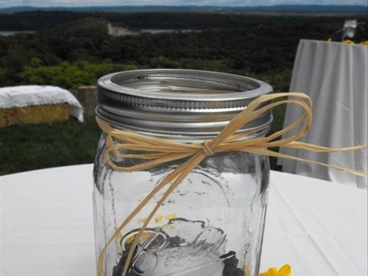 Tmx 1395849177947 Coffee Bean Mason Jar With Candles Lr Kingston, New York wedding florist