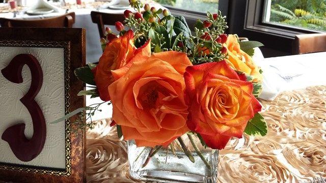 Tmx 1395851262897 Orange Rose Lr Kingston, New York wedding florist