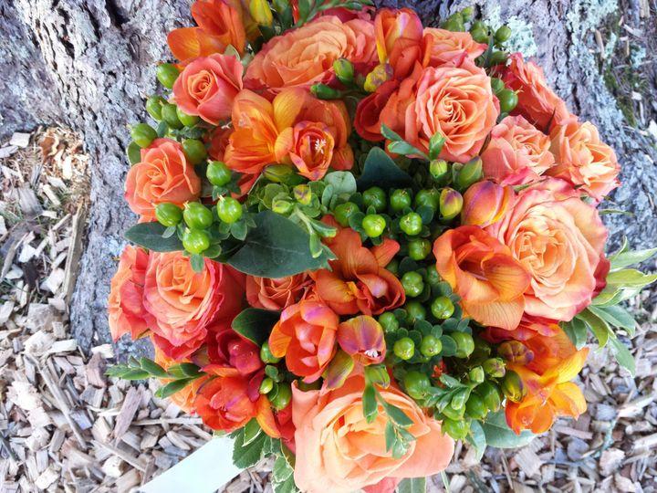 Tmx 1470683942199 20151011122246 Kingston, New York wedding florist