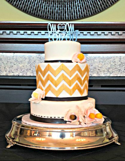 kendal wedding cak