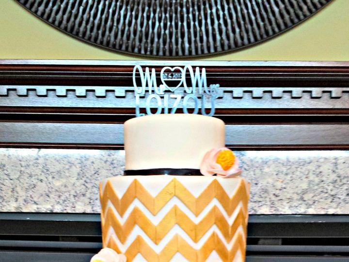 Tmx 1384181811820 Kendal Wedding Cak Falls Church, VA wedding cake