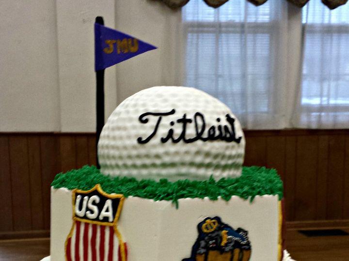 Tmx 1404062339724 Sports Fan Grooms Cake 2 Falls Church, VA wedding cake