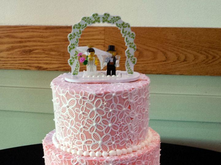 Tmx 1424459805166 2014 11 02 14.51.52 Falls Church, VA wedding cake