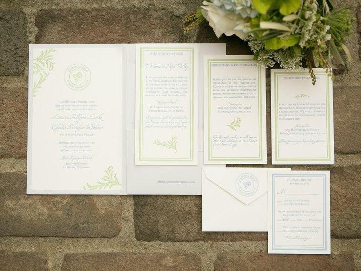 Tmx 1388271920722 1233508241575795990690482405135 Excelsior, MN wedding invitation
