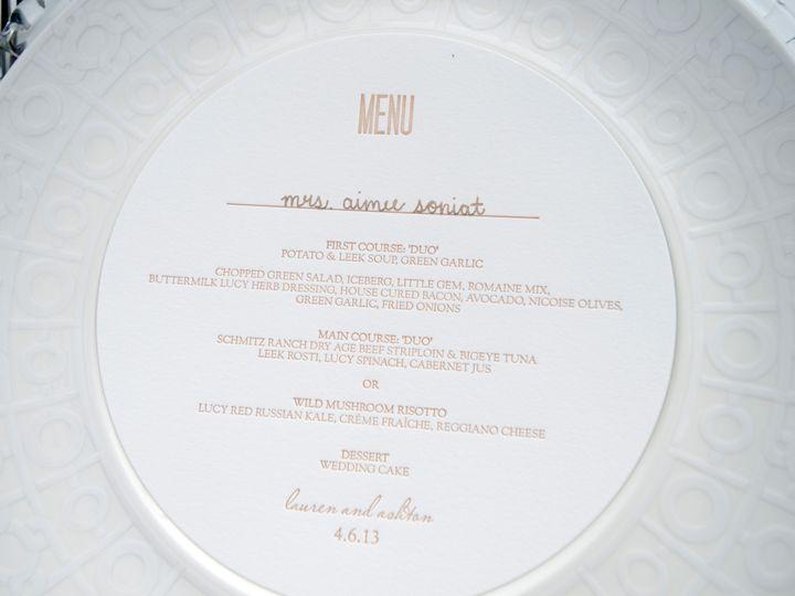 Tmx 1388272020928 Darcyweddings014 Excelsior, MN wedding invitation