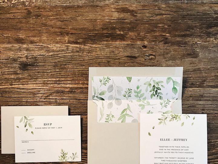 Tmx Daskalos3 51 65346 1560891301 Excelsior, MN wedding invitation