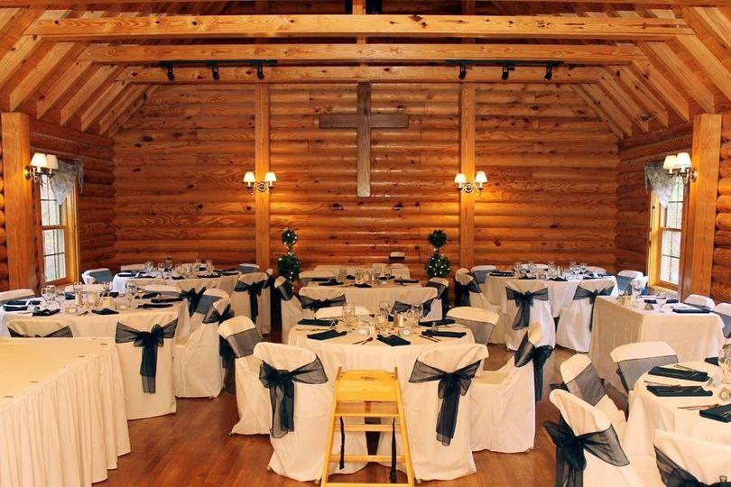 Hocking Hills Wedding Chapel - Venue - Sugar Grove, OH - WeddingWire