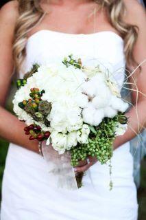 Southern Bridal Bouquet