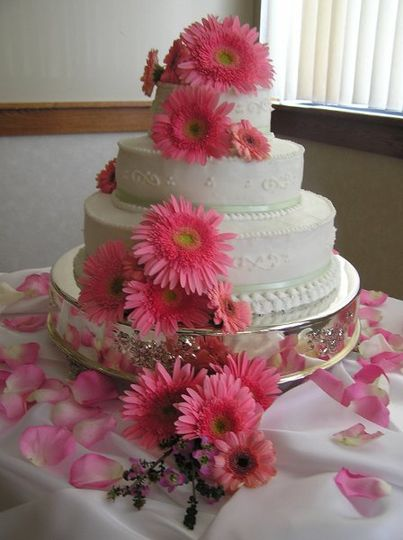 Visit our web site to see more Cakes to fulfill your wishes.  And Pricing gentle on your wedding...
