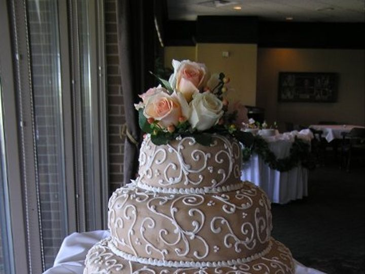 Tmx 1206752496886 P1200365 Chaska wedding cake