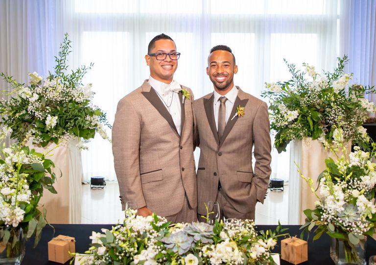 Brandon and Fernando Wedding