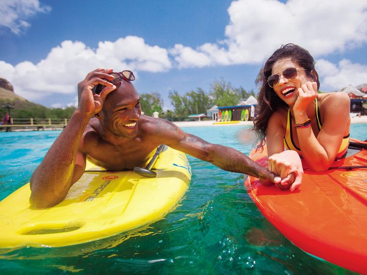 Tmx 1414463353837 Carolyns Grande St. Lucian Paddleboards Binghamton, NY wedding travel