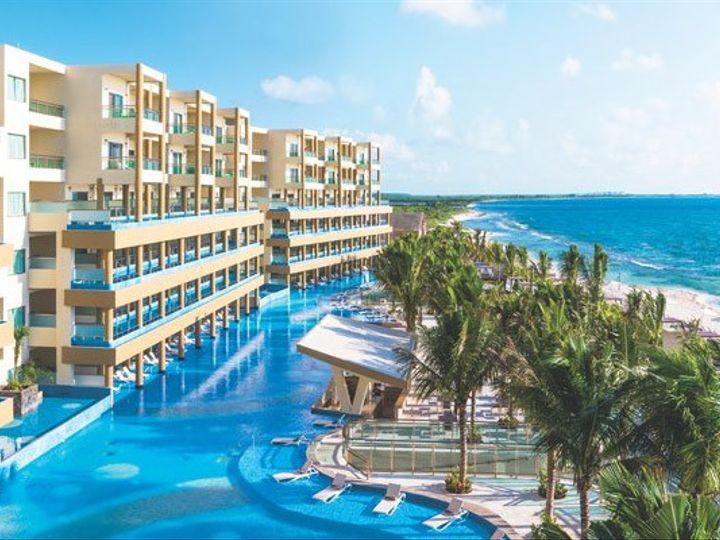 Tmx 1414463843797 Carolyns Resort With Pool Balconies Karisma Binghamton, NY wedding travel