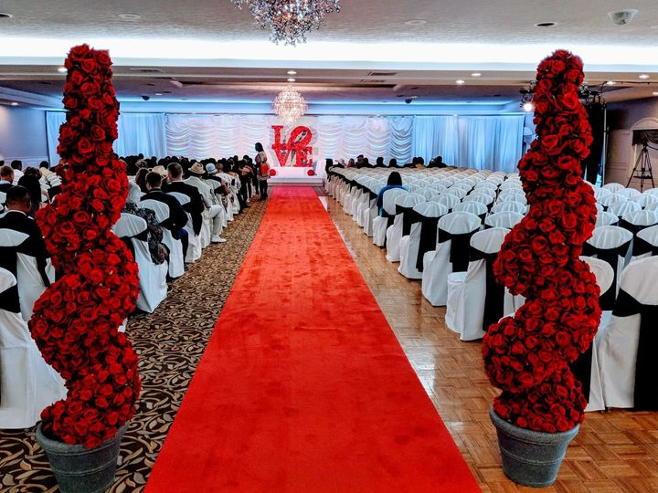 Red aisle