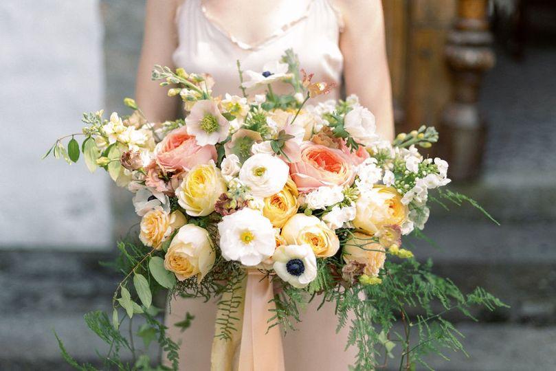 Lush Garden Bouquet