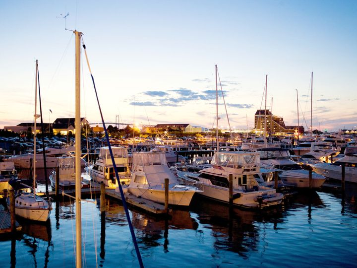 Tmx 1426882218721 Boats On Doc. Rp Newport, RI wedding venue