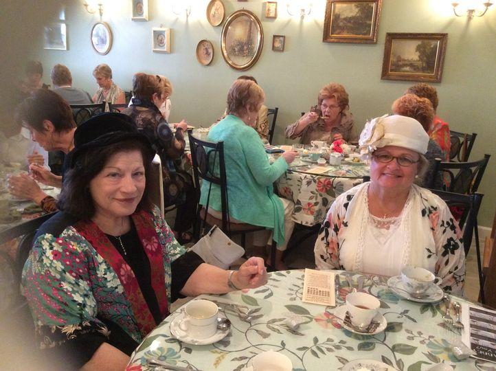 English Tea Room Orlando Fl