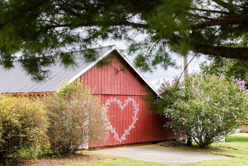 Heart barn