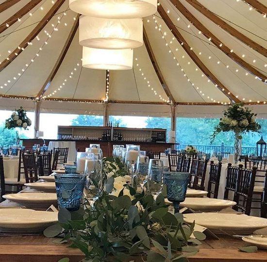 Castle Hill Inn Farm Table