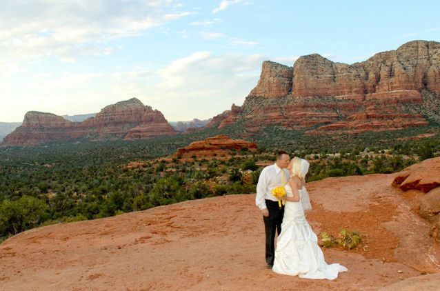 Affordable Sedona Weddings