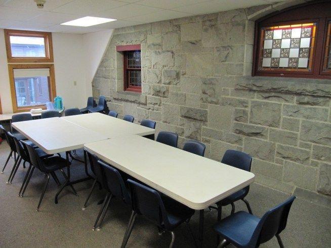Clara Barton (Granite) Room event space