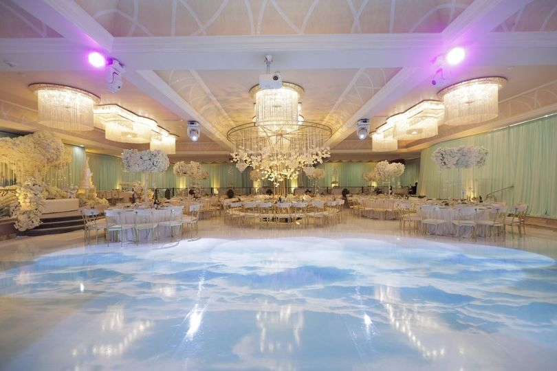 Wedding In The Sky Theme