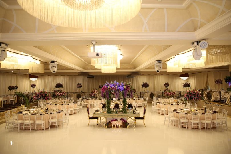 View of Wedding Ballroom