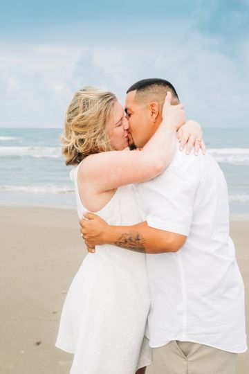 Pizana Wedding, Port Aransas