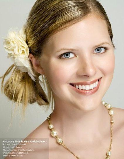 Sarah Marie Gilliland: Professional Makeup Artist