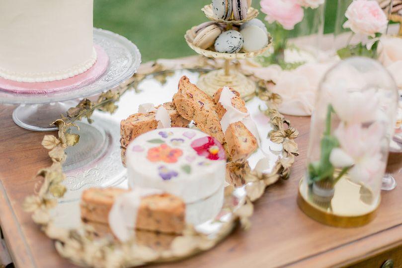 Wheat and Honey Wedding