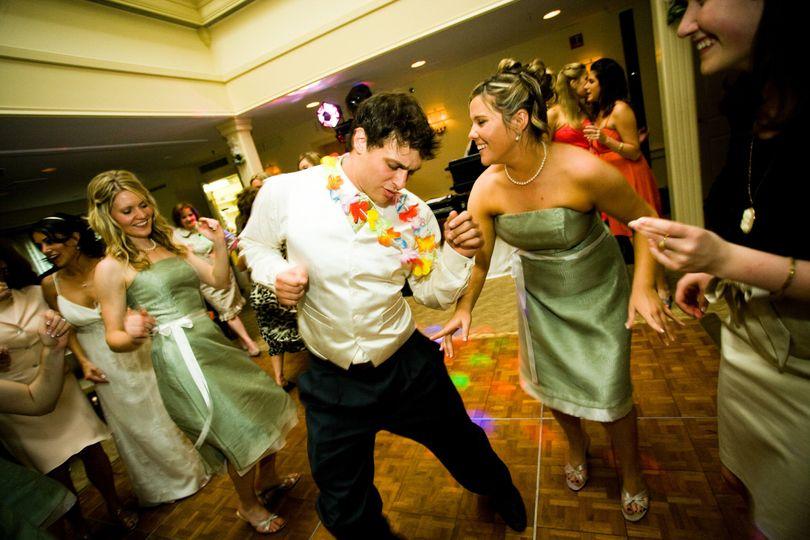 Yorkshire Ballroom Wedding Reception.  Geneve Hoffman Photography.