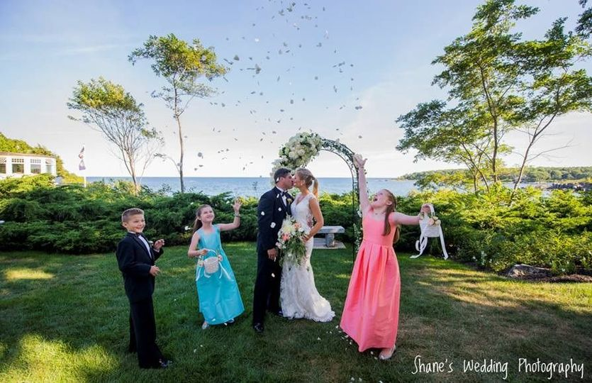 Hartley Mason Reserve, York Harbor Inn Ceremony, Shane's Wedding Photography