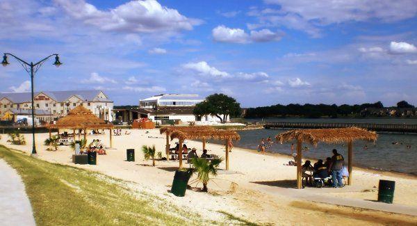 City Beach Park adjacent to Conference Center