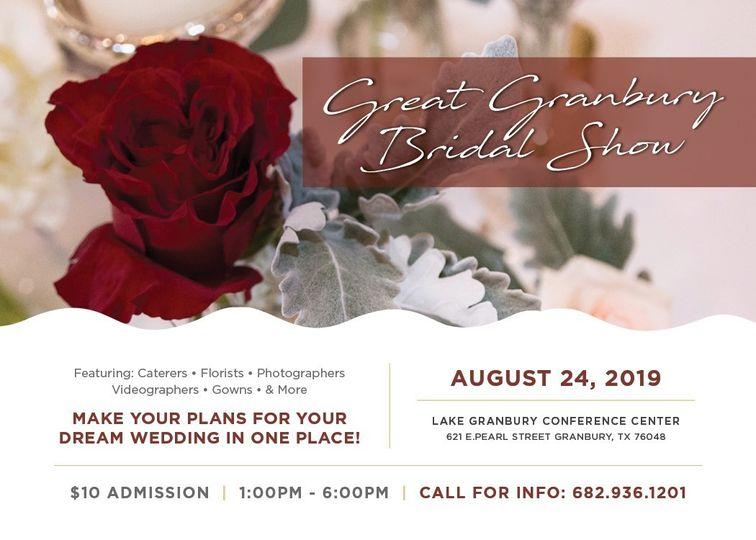 Great Granbury Bridal Show