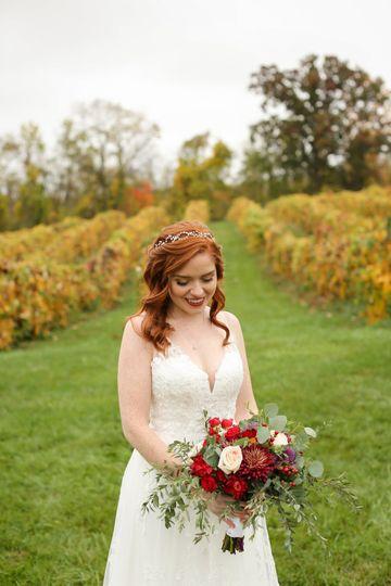 Lauren, Bluemont Vineyards